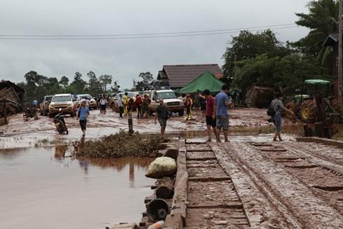 """Vỡ đập thủy điện tại Lào: """"Nước lên nhanh nên không kịp mang gì hết"""" - Ảnh 7."""