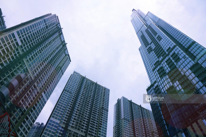 Chùm ảnh: Toàn cảnh toà nhà 81 tầng cao nhất Việt Nam trước ngày khai trương ở Sài Gòn - Ảnh 11.