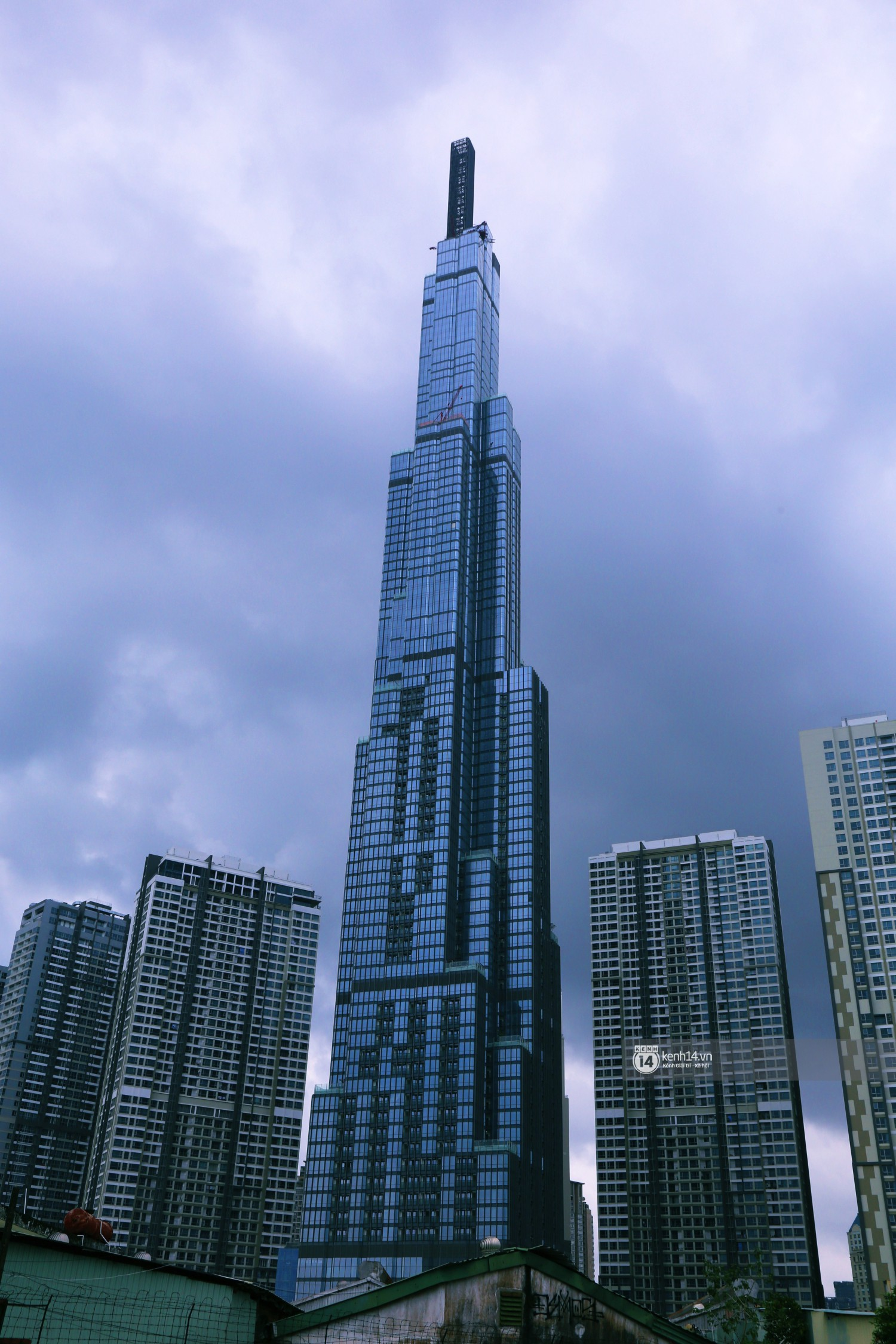 Chùm ảnh: Toàn cảnh toà nhà 81 tầng cao nhất Việt Nam trước ngày khai trương ở Sài Gòn - Ảnh 12.