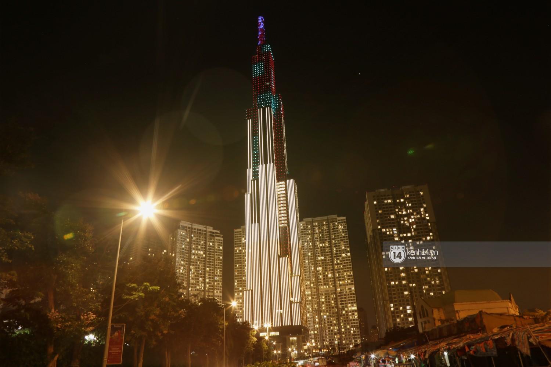Chùm ảnh: Toàn cảnh toà nhà 81 tầng cao nhất Việt Nam trước ngày khai trương ở Sài Gòn - Ảnh 6.