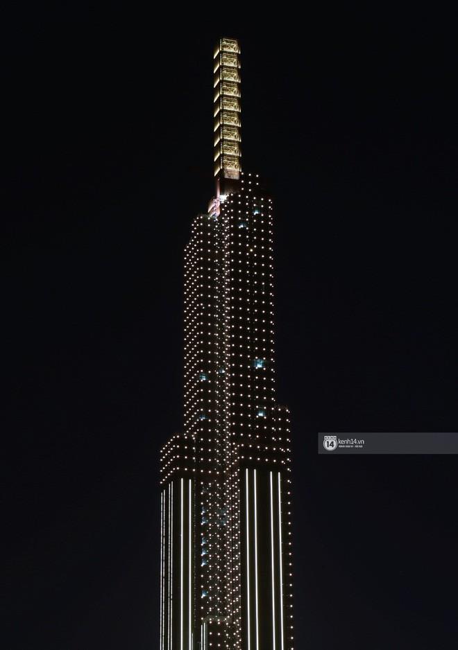 Chùm ảnh: Toàn cảnh toà nhà 81 tầng cao nhất Việt Nam trước ngày khai trương ở Sài Gòn - Ảnh 8.