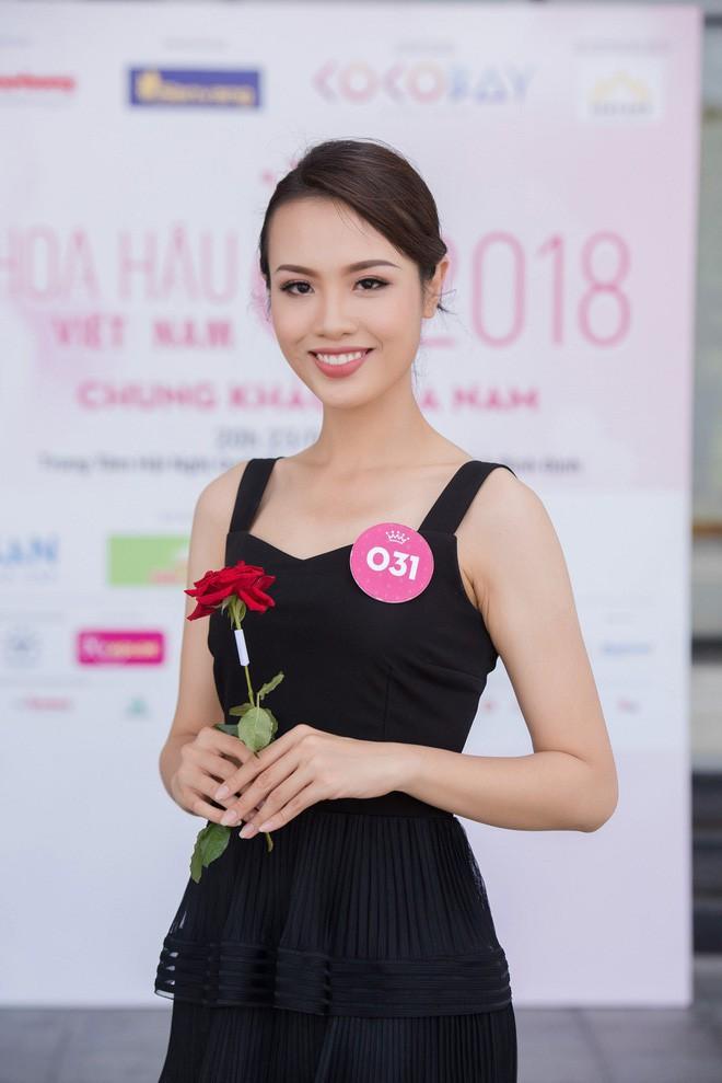 Từng nặng tới 80, 90kg nhưng những người đẹp này vẫn lọt Chung kết Hoa Hậu Việt Nam 2018 - Ảnh 7.