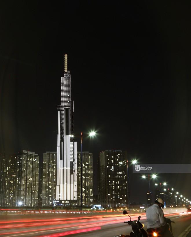 Chùm ảnh: Toàn cảnh toà nhà 81 tầng cao nhất Việt Nam trước ngày khai trương ở Sài Gòn - Ảnh 9.