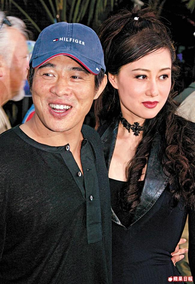 Lộ ảnh hiếm hoi của vợ Lý Liên Kiệt - mỹ nhân hàng đầu của điện ảnh Hong Kong - Ảnh 9.
