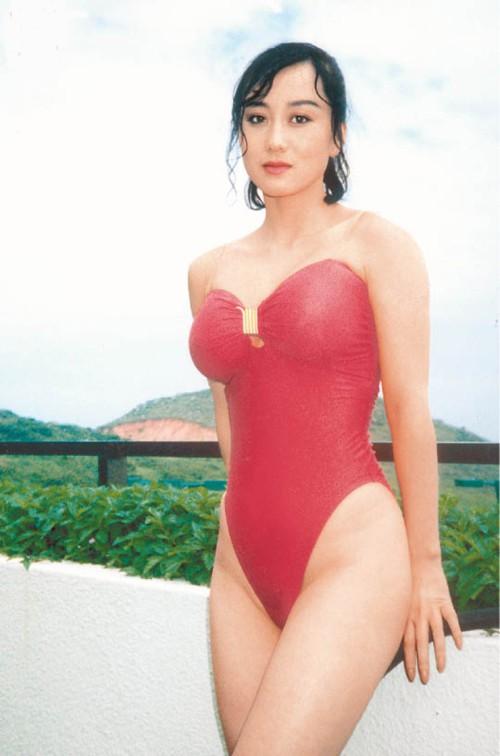 Lộ ảnh hiếm hoi của vợ Lý Liên Kiệt - mỹ nhân hàng đầu của điện ảnh Hong Kong - Ảnh 8.