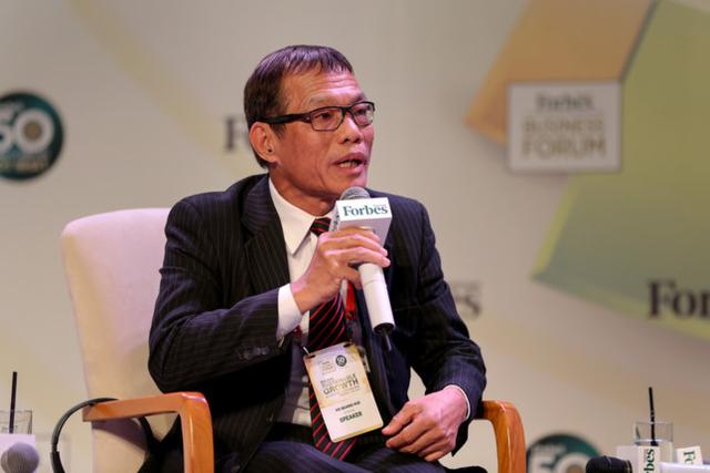Ông Võ Quang Huệ: Chủ tịch Phạm Nhật Vượng chịu đầu tư, tôi không tham gia thì uổng, phải tham gia đến cùng - Ảnh 1.