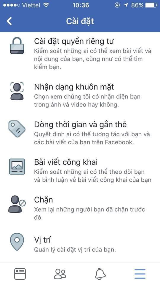 Hướng dẫn cách block lại những người đã block bạn trên Facebook - Ảnh 6.