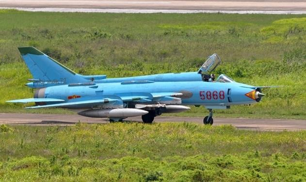 Sina: Ở Trường Sa năm 1988, Su-22 Việt Nam đã khiến Hải quân Trung Quốc hết sức e ngại - Ảnh 1.