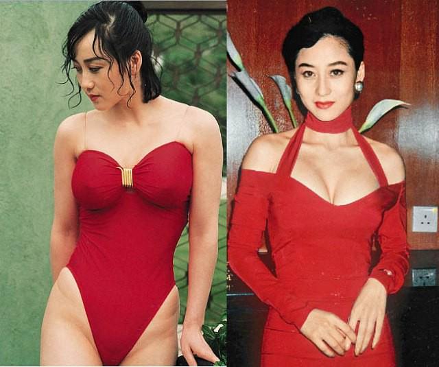 Lộ ảnh hiếm hoi của vợ Lý Liên Kiệt - mỹ nhân hàng đầu của điện ảnh Hong Kong - Ảnh 7.