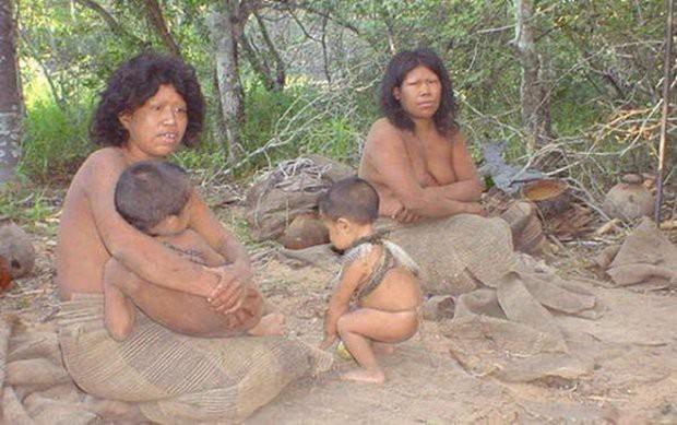 Cận cảnh cuộc sống trong rừng Amazon của các bộ lạc biệt lập với thế giới hiện đại - Ảnh 6.
