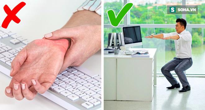 Bị tê tay vào ban đêm là dấu hiệu cảnh báo hội chứng ống cổ tay rất nguy hiểm - Ảnh 1.