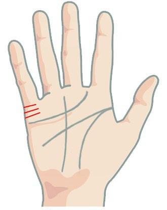 Đưa tay lên và soi những đường chỉ nhỏ xíu này xem, bạn sẽ có câu trả lời về cuộc sống hôn nhân của mình bây giờ và mai sau - Ảnh 5.