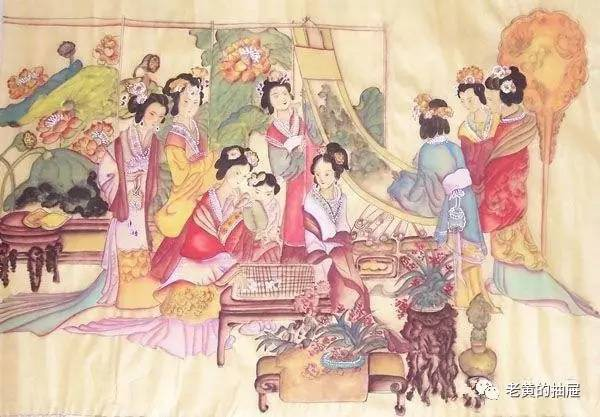 Cuộc sống của các kỹ nữ thời xưa: Không chỉ dừng lại ở việc thỏa mãn khách làng chơi! - Ảnh 1.