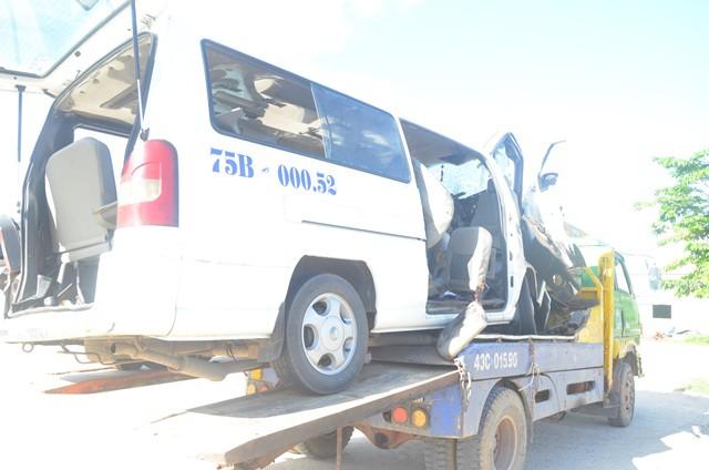 Hiện trường kinh hoàng vụ tai nạn khiến chú rể và 12 người đi rước dâu tử vong ở Quảng Nam - Ảnh 8.