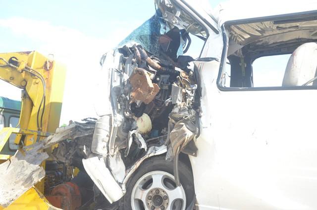 Vụ tai nạn 13 người chết: Xe khách chạy chui, tài xế chạy sô liên tục trước ngày bị nạn - Ảnh 1.