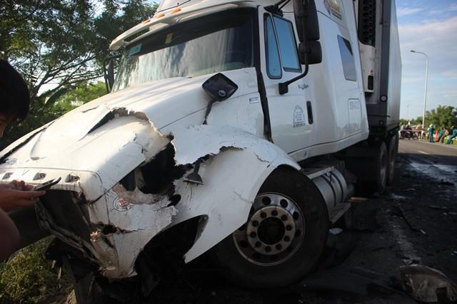 Hiện trường kinh hoàng vụ tai nạn khiến chú rể và 12 người đi rước dâu tử vong ở Quảng Nam - Ảnh 6.