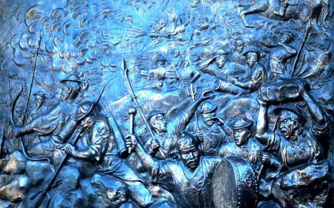 Trận Hạnh Châu: 2.300 lính Triều Tiên làm nên kỳ tích trước 3 vạn quân Nhật! - Ảnh 3.