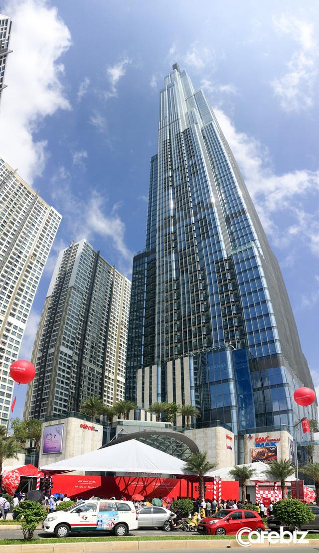 Chuyện hậu trường Landmark 81: Coteccons thắng thầu Lotte vì Chủ tịch Phạm Nhật Vượng muốn tòa nhà cao nhất Việt Nam phải để người Việt làm - Ảnh 2.