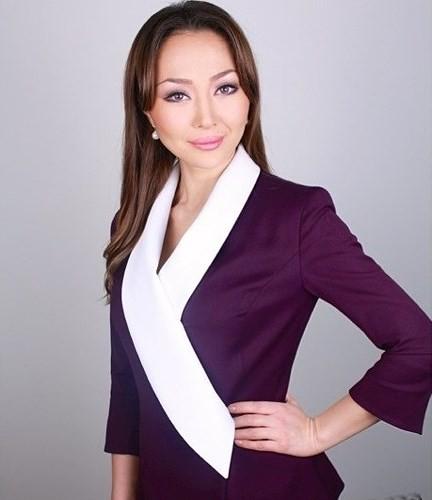 Ảnh: Nhan sắc mê hoặc của 15 phụ nữ người Kazakhstan đẹp nhất thế giới - Ảnh 11.