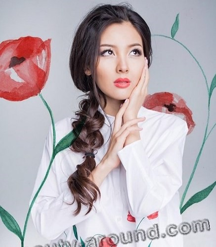 Ảnh: Nhan sắc mê hoặc của 15 phụ nữ người Kazakhstan đẹp nhất thế giới - Ảnh 12.