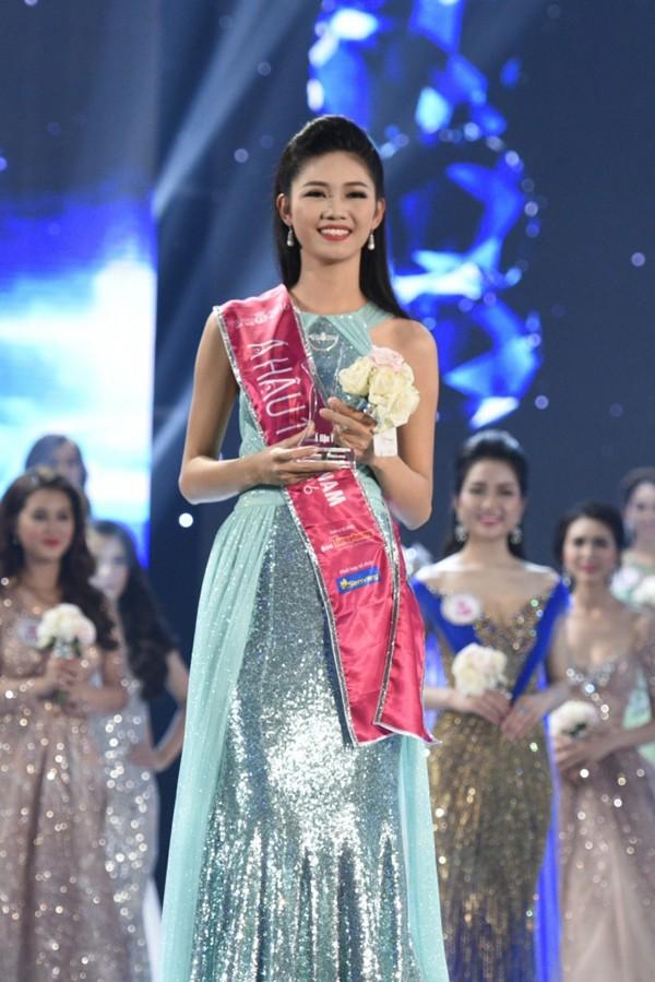 3 cô gái xinh đẹp của Top 3 Hoa hậu Việt Nam 2016 giờ ra sao? - Ảnh 6.