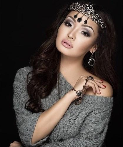 Ảnh: Nhan sắc mê hoặc của 15 phụ nữ người Kazakhstan đẹp nhất thế giới - Ảnh 8.