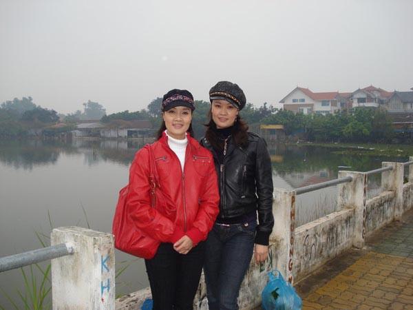 Chị ruột Vân Dung: Nữ doanh nhân xinh đẹp, từng lọt Top 10 Hoa hậu Việt Nam - Ảnh 2.