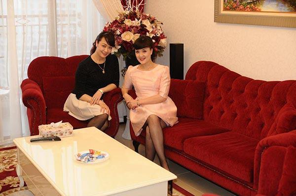 Chị ruột Vân Dung: Nữ doanh nhân xinh đẹp, từng lọt Top 10 Hoa hậu Việt Nam - Ảnh 4.