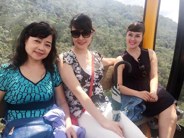 Chị ruột Vân Dung: Nữ doanh nhân xinh đẹp, từng lọt Top 10 Hoa hậu Việt Nam - Ảnh 6.