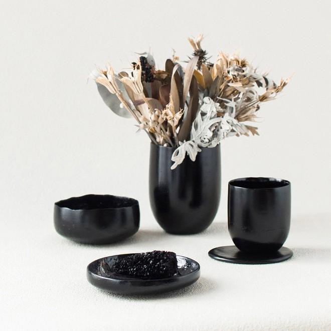 Đây là cách nhà thiết kế đến từ Nhật Bản đã hô biến rác thải thực phẩm thành vật dụng gia đình - Ảnh 2.