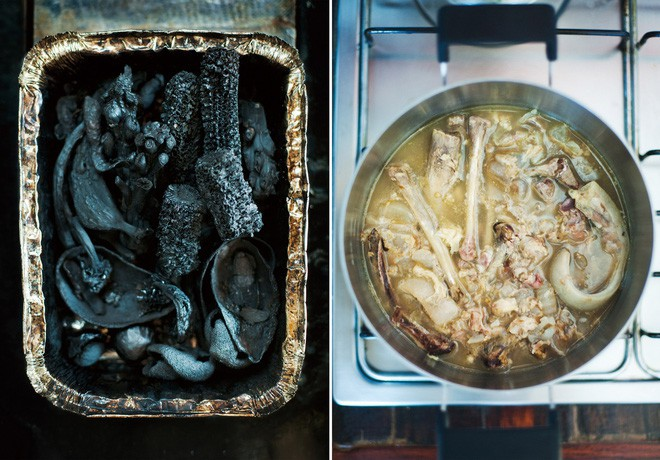 Đây là cách nhà thiết kế đến từ Nhật Bản đã hô biến rác thải thực phẩm thành vật dụng gia đình - Ảnh 3.
