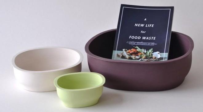 Đây là cách nhà thiết kế đến từ Nhật Bản đã hô biến rác thải thực phẩm thành vật dụng gia đình - Ảnh 6.