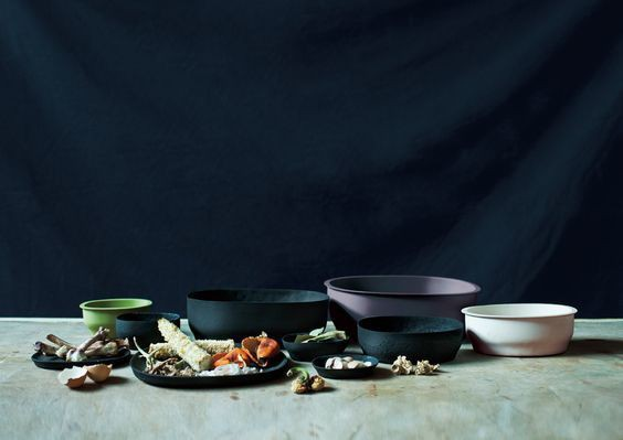 Đây là cách nhà thiết kế đến từ Nhật Bản đã hô biến rác thải thực phẩm thành vật dụng gia đình - Ảnh 8.