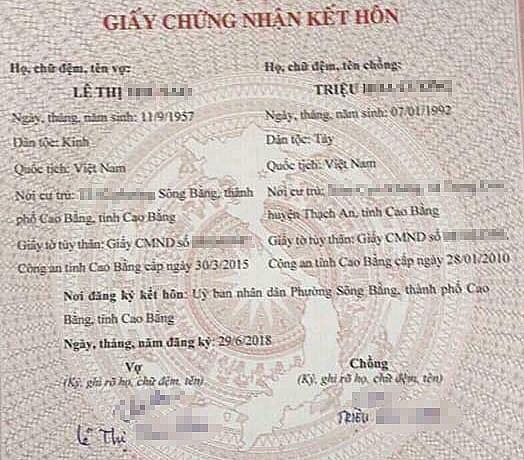Cô dâu 61 tuổi kết hôn với chú rể 26 tuổi gây xôn xao: Mong dư luận thôi phán xét - Ảnh 4.