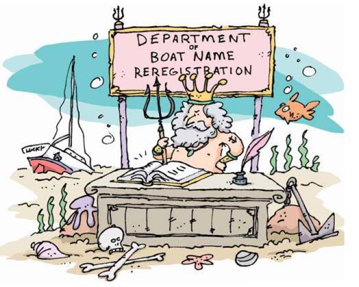 Tại sao thủy thủ phương Tây lại tin rằng đổi tên tàu thuyền sẽ đem lại vận xui? - Ảnh 2.
