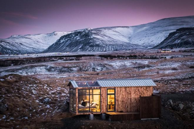 Ngôi nhà với 4 mặt kính ở giữa khung cảnh thiên nhiên tuyệt đẹp, mang đến cho bạn trải nghiệm vô cùng độc đáo và thú vị - Ảnh 6.