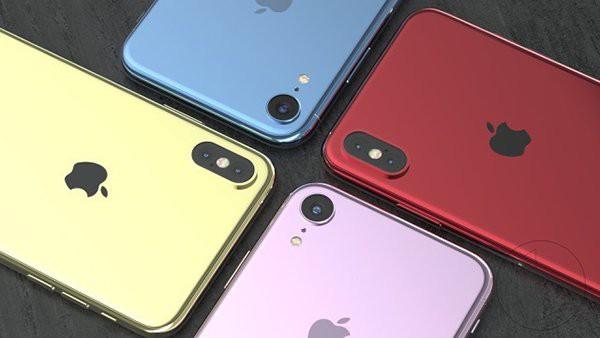 Ngắm iPhone 2018 với loạt phiên bản màu máy mới đẹp không thể rời mắt - Ảnh 1.