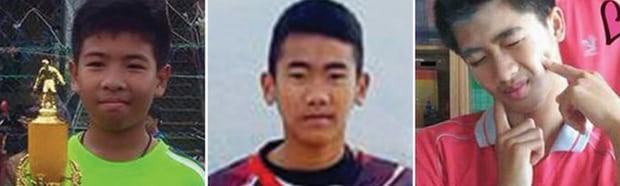Thông tin ít biết về các cầu thủ tài năng, nghị lực của đội bóng Thái Lan bị mắc kẹt - Ảnh 1.