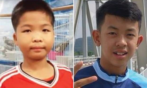 Thông tin ít biết về các cầu thủ tài năng, nghị lực của đội bóng Thái Lan bị mắc kẹt - Ảnh 2.