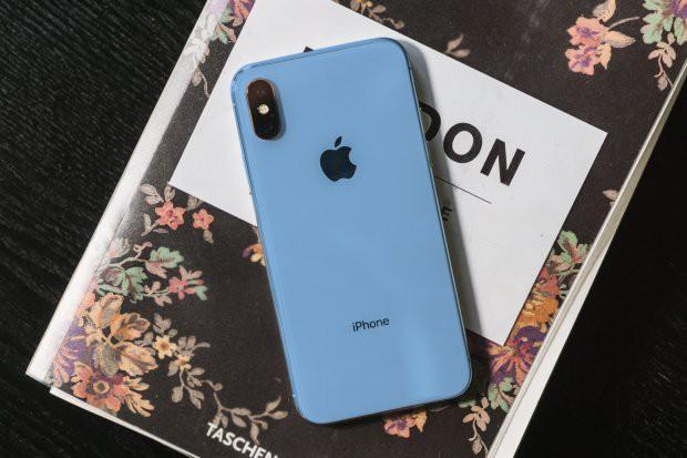 Ngắm iPhone 2018 với loạt phiên bản màu máy mới đẹp không thể rời mắt - Ảnh 4.
