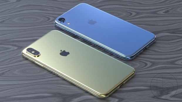 Ngắm iPhone 2018 với loạt phiên bản màu máy mới đẹp không thể rời mắt - Ảnh 7.