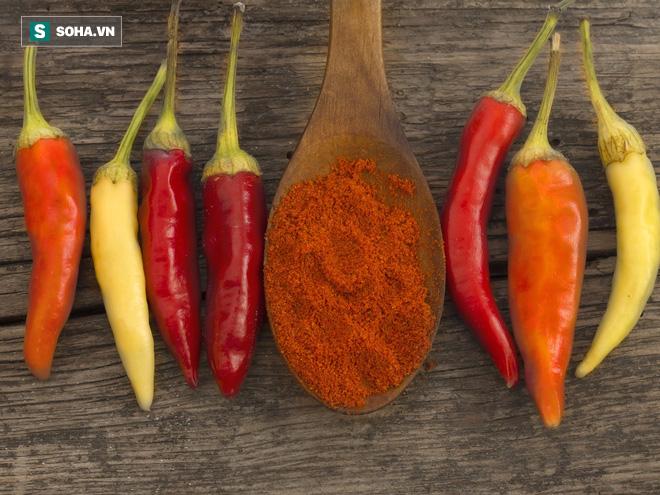 Ớt cay tốt nhưng dễ gây bốc hỏa, hỏng dạ dày: 6 lời khuyên bạn nên biết để ăn ớt an toàn - Ảnh 1.
