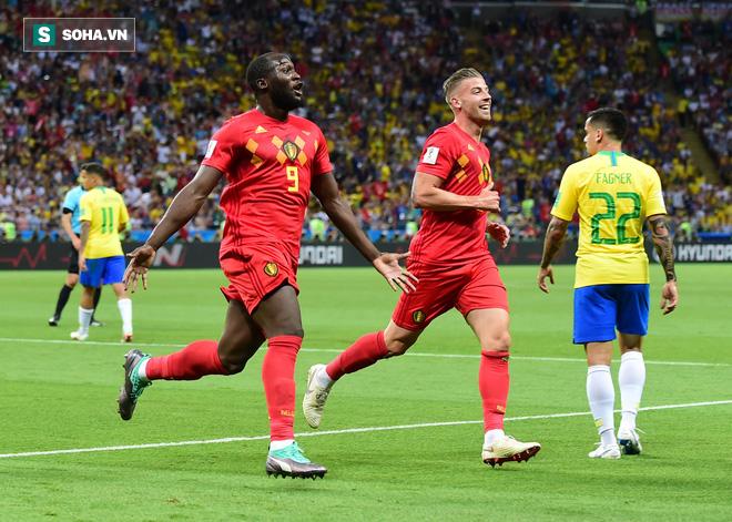 Làm người Brazil ngạc nhiên, Lukaku thêm một lần khẳng định khả năng nói 6 thứ tiếng - Ảnh 1.