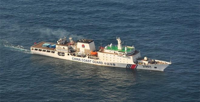 Trung Quốc hô biến tàu chiến Type 055 thành tàu tuần tra 10.000 tấn đe dọa láng giềng? - Ảnh 1.