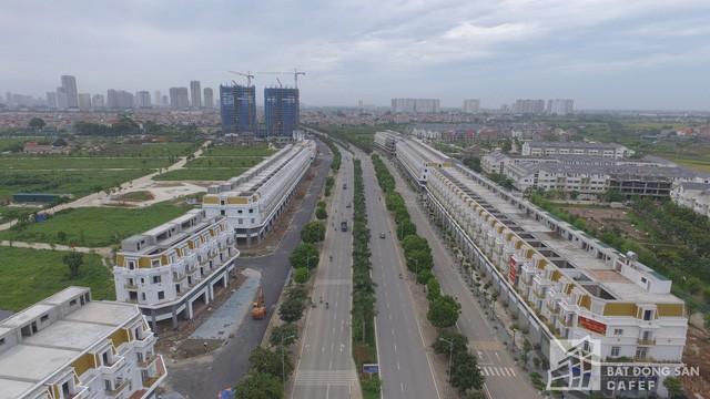 Toàn cảnh khu vực có giá nhà đất tăng mạnh ở Hà Nội trong năm qua - Ảnh 2.