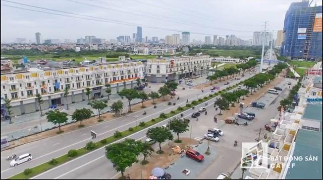 Toàn cảnh khu vực có giá nhà đất tăng mạnh ở Hà Nội trong năm qua - Ảnh 3.