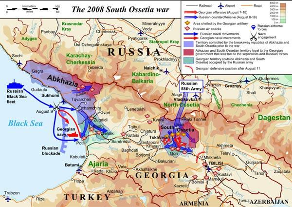 Cục diện châu Âu đã thay đổi hoàn toàn vì Gruzia đánh giá sai lầm về Nga - NATO? - Ảnh 1.