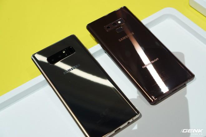 Ảnh thực tế Galaxy Note9 vừa mới ra mắt: Có những gì đỉnh hơn người tiền nhiệm Note8? - Ảnh 14.