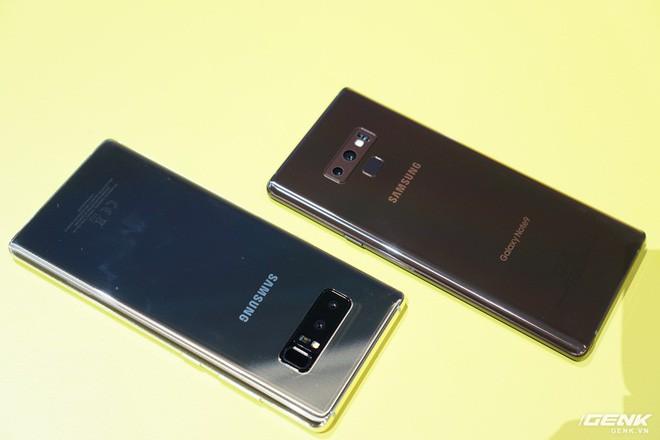 Ảnh thực tế Galaxy Note9 vừa mới ra mắt: Có những gì đỉnh hơn người tiền nhiệm Note8? - Ảnh 15.