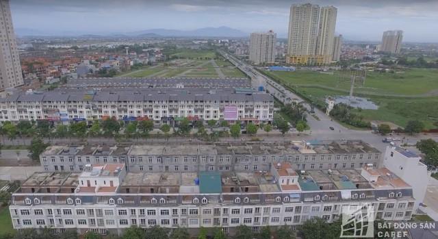 Toàn cảnh khu vực có giá nhà đất tăng mạnh ở Hà Nội trong năm qua - Ảnh 4.